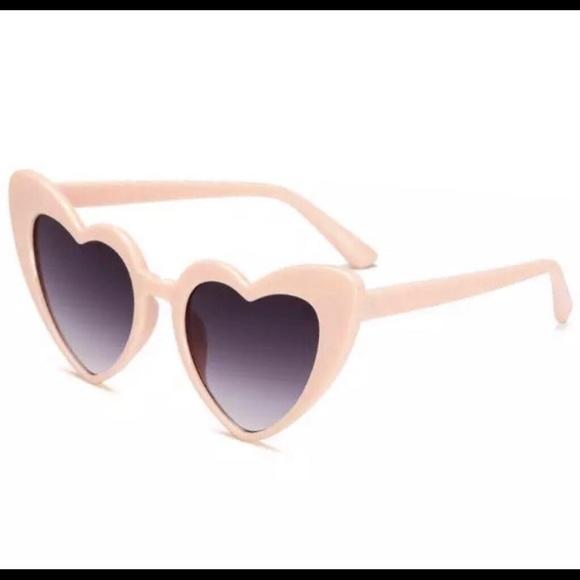 Heart shaped sunglasses ❤️❤️